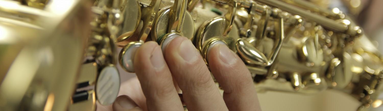 Saxophon & Stimme